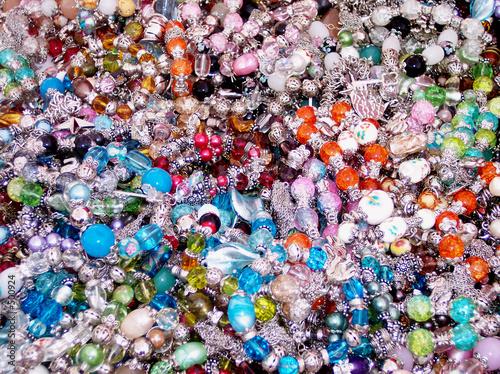 vrac de bijoux