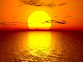 beautiful sunseet