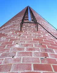 chimney to the sky