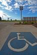 emplacement handicapes
