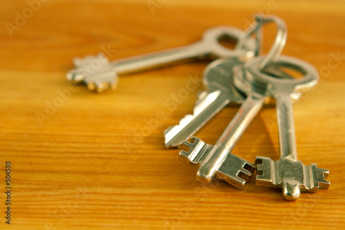 choose a suitable key