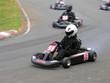 cornering go kart