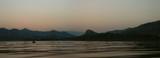 panorama de la mer noire poster