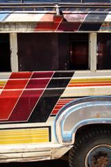 jeepney detail