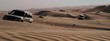 riding the dunes in abu dhabi