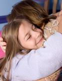 bedtime hug poster