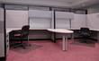 Leinwandbild Motiv office space