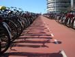 amsterdam centraal  parkdeck für fahrräder