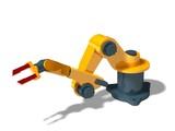 robot (pose 1) poster