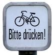 fahrrad bitte drücken