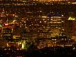 downtown salt lake city night