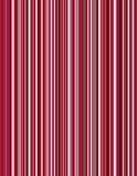 red pinstripe background
