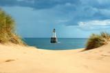 lone lighthouse