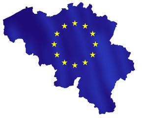 belgie - belgique - belgium / eu - european union