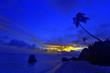 Leinwanddruck Bild - seychelles la digue