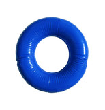 blue inner tube poster