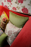 pillows - home interiors poster