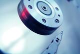 hard disks poster
