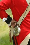 british soldier--revolutionary war reenactment