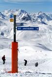 panneaux direction poster