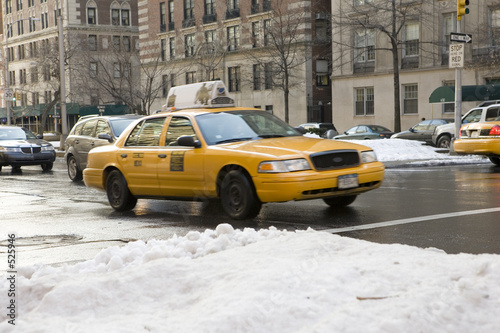 new-york-taxi-niektore-rozmycie-ruchu