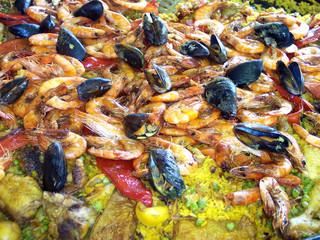 hum ..... paella