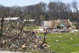 tornado damage ky 1n poster