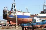 chantier navale poster