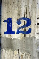 number twelve