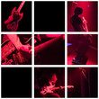 live band - raster