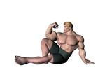 bodybuilder 9 poster