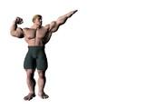 bodybuilder 10 poster