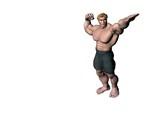 bodybuilder 11 poster