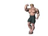 bodybuilder 12 poster