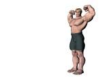 bodybuilder 16 poster