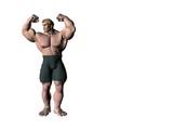 bodybuilder 19 poster