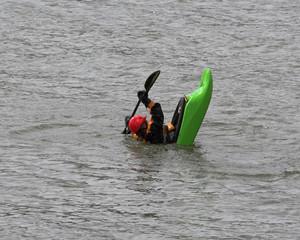kayak practice 1