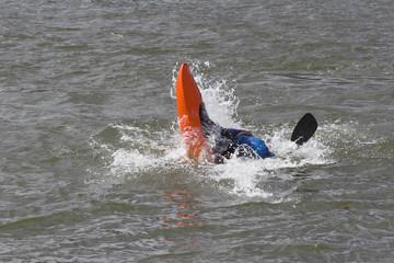 kayak practice 3