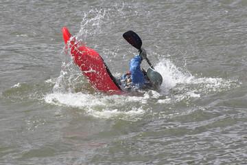 kayak practice 5