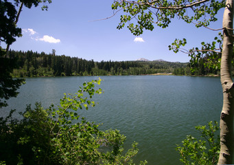 payson lake panorama #3