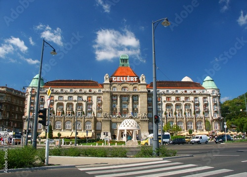 budapest hotel bath gellert and source house