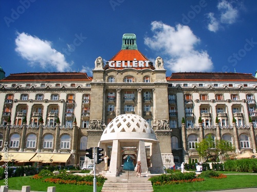 hotel gellert and source house budapest