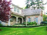 elegant stone home poster