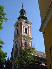 belgrad templom