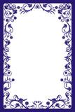 decorative frame poster