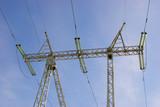 electricity transmission poster