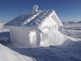 iced buiding
