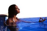 Fototapety zen dans l'eau