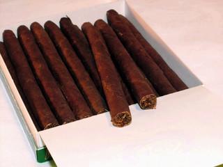cigars box