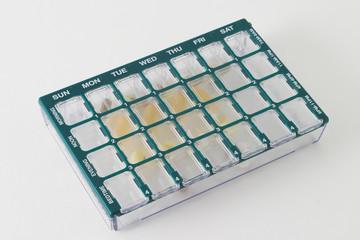 daily medicine dose organizer pillbox